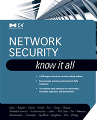 Network Security: Know It All, all we shall know