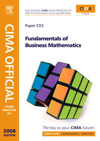 CIMA Official Exam Practice Kit  Fundamentals of Business Maths, business fundamentals