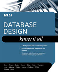 Database Design: Know It All,