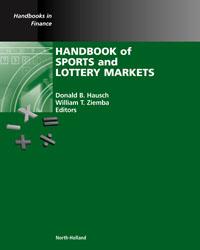 Handbook of Sports and Lottery Markets, lottery boy