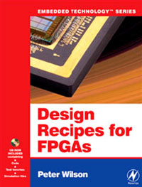 Design Recipes for FPGAs: Using Verilog and VHDL,