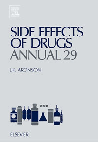 Side Effects of Drugs Annual 29,29 jeffrey k aronson meyler s side effects of antimicrobial drugs