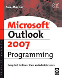 Microsoft Outlook 2007 Programming,