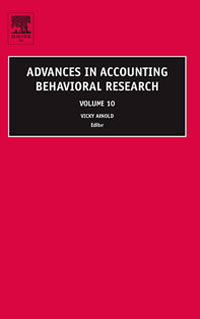 Advances in Accounting Behavioral Research,10 jane shilton 2089