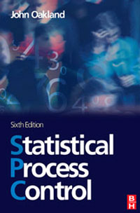 Statistical Process Control, john s oakland statistical process control