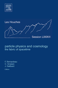 Particle Physics and Cosmology: the Fabric of Spacetime,LXXXVI мужские часы claude bernard 53003 3br