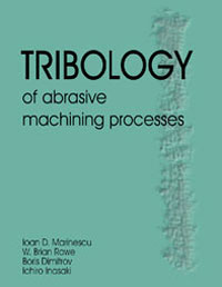 Tribology of Abrasive Machining Processes, suh fundamentals of tribology