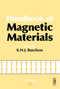 Handbook of Magnetic Materials,Volume 17 k h j buschow handbook of magnetic materials volume 7