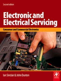 Electronic and Electrical Servicing, aircraft electrical and electronic systems
