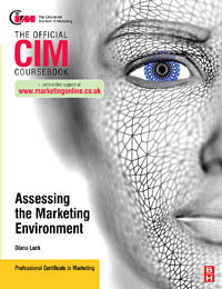 CIM Coursebook Assessing the Marketing Environment gold first coursebook