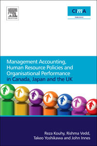 Management Accounting, Human Resource Policies And Organisational Performance In Canada, Japan And The UK human resource management problems and solutions