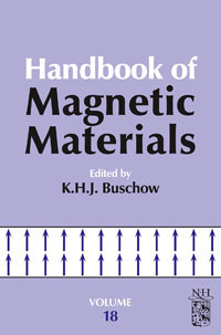 Handbook of Magnetic Materials,Volume 18 k h j buschow handbook of magnetic materials volume 7