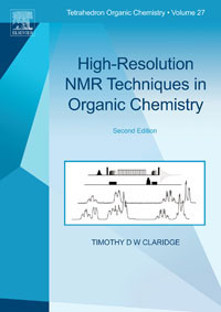 High-Resolution NMR Techniques in Organic Chemistry laboratory techniques in organic chemistry