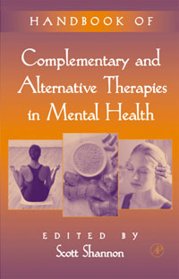 Handbook of Complementary and Alternative Therapies in Mental Health, handbook of mental health and aging