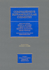 Comprehensive Supramolecular Chemistry,11-Volume Set advances in clinical chemistry 44