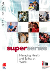 Managing Health and Safety at Work Super Series обувь для легкой атлетики health 160