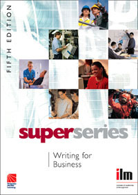 Writing for Business Super Series segal business writing using word processing ibm wordstar edition pr only