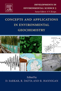 Concepts and Applications in Environmental Geochemistry aubhishek zaman proteomics concepts techniques and applications