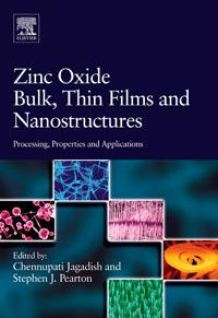 Zinc Oxide Bulk, Thin Films and Nanostructures, rajendra c pawar and pramod s patil zinc oxide nanocrystalline thin films dye sensitized solar cells