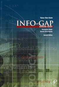 Info-Gap Decision Theory, info gap decision theory