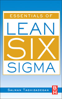 Essentials of Lean Six Sigma,