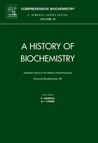 Selected Topics in the  History of Biochemistry. Personal Recollections. VIII,43 the selected works of h g wells