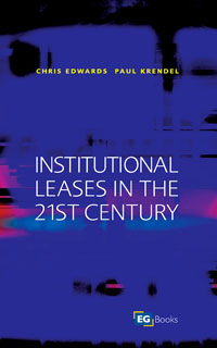 Institutional Leases in the 21st Century, administrative justice in the 21st century
