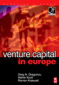 Venture Capital in Europe, alexander haislip essentials of venture capital