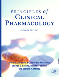 Principles of Clinical Pharmacology,