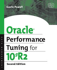 Oracle Performance Tuning for 10gR2, oracle e business suite