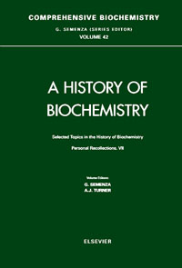 Selected Topics in the  History of Biochemistry. Personal Recollections. VII,42 the selected works of h g wells