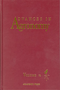 Advances in Agronomy,78 donald l sparks advances in agronomy 95
