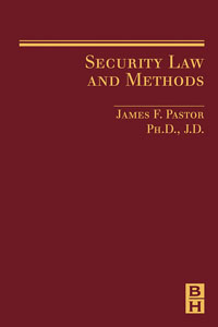 Security Law and Methods, computational methods for transportation security