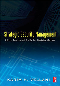 Strategic Security Management, applied strategic management