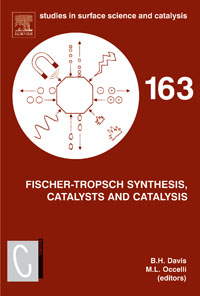 все цены на  Fischer-Tropsch Synthesis, Catalysts and Catalysis,163  в интернете