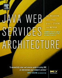 Java Web Services Architecture,