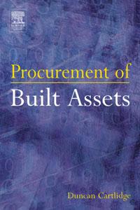Procurement of Built Assets, personal assets