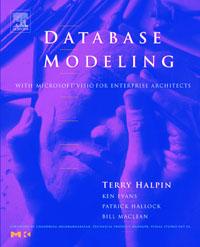 Database Modeling with MicrosoftВ® Visio for Enterprise Architects, database