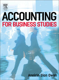 Accounting for Business Studies, inventory accounting