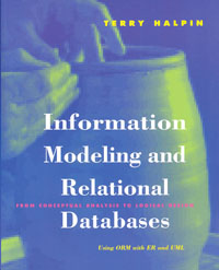 Information Modeling and Relational Databases, information modeling and relational databases