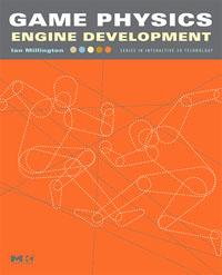 Game Physics Engine Development, enchanters end game