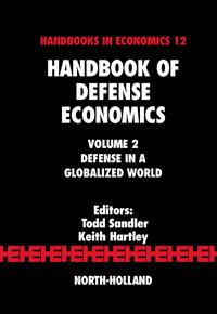 Handbook of Defense Economics, cms security handbook