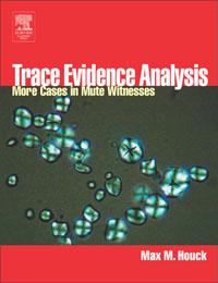 Trace Evidence Analysis, daniele michetti daniele michetti ботильоны женские 134