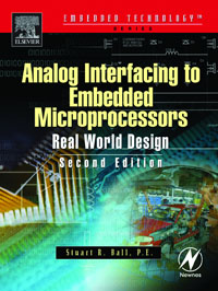 Analog Interfacing to Embedded Microprocessor Systems, analog interfacing to embedded microprocessor systems