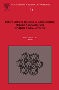 Nature-inspired methods in chemometrics: genetic algorithms and artificial neural networks,23 wind resource assessment and forecast with artificial neural networks