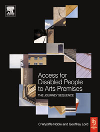 Access for Disabled People to Arts Premises: The Journey Sequence, access купить