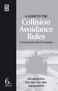 Guide to the Collision Avoidance Rules, david buckham executive s guide to solvency ii