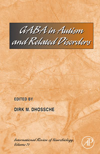 Gaba in Autism and Related Disorders,71 s j enna gaba 54