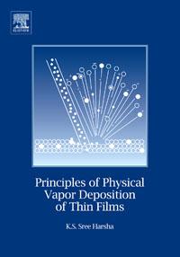 Principles of Vapor Deposition of Thin Films, fpv vapor