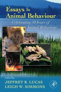 Essays in Animal Behaviour,